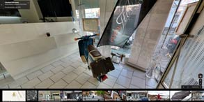 Fotostudio FloW-motion als 360 Grad Google Streetview Trusted tour