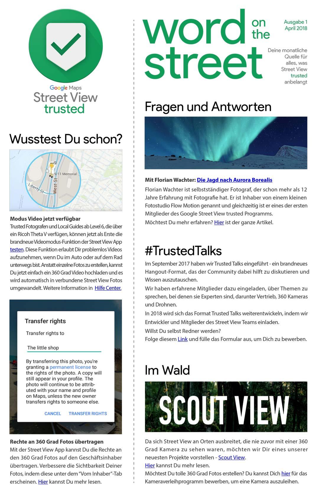 Ausgezeichnet Monatlicher Newsletter Zeitgenössisch - FORTSETZUNG ...